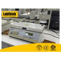 LCD Display Friction Testing Machine , Digital Coefficient Of Friction Tester Manufactures