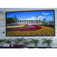 Professional 4mm Full Color Led Display Wall Smd With Front Service Manufactures