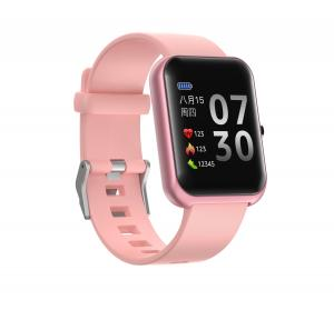 170mAh Smartwatch Heart Rate IP68 Manufactures