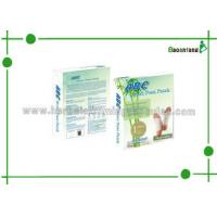 Herbal ABC Weight Loss Patches Natural Detox Foot Patch for Relieving Fatigue Manufactures