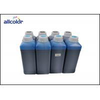 One Liter Dye Sublimation Ink For Epson / Roland , Sublimation Heat Transfer Ink For DX-5/6/7 Manufactures