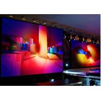 Customized 1320x160mm Indoor LED Displays , P10 Smd Led Screen Panel 1/8scan Manufactures