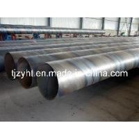 Fluid Steel Pipe (Spiral Welded Pipe) Manufactures