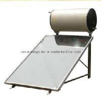 Energy-Saving Flat Plate Solar Water Heater (SN-012) Manufactures