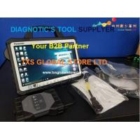 Quality Original  Mercedes Benz VCI Xentry Diagnosis VCI MB C6  Diagnosis Kit 3 Multiplexer with  CFC54 i5 touchscreen PC laptop for sale