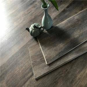 China Luxury LVT Wood Like Click Lock Vinyl Plank Flooring plastic carpet floor price per meter on sale