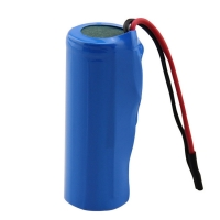 18500 MSDS 1400mAh Li Ion 3.7 V Battery IEC62133 Manufactures