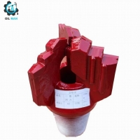 """2""""- 17 1/2"""" Water Well Drilling Carbide Insert 3 Blades Wings Step Type Drag Bit Manufactures"""