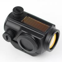 Quality Tactical Gear 2moa Red Dot Sight Rifles Cope Solar Pannel Power Auto Charge Shock Resistant for sale