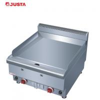 Counter-top Griddle , Electric Griddle Western Kitchen Equipment 600*650*475mm Manufactures