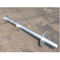 Foundation System Ground Screw Anchor / Ground Screw Pile For Helical Pile Underpinning Manufactures