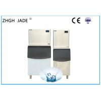 Commercial Cooler Ice Machine , Automatic Ice Dispenser 22 * 22 * 22MM Ice Size Manufactures