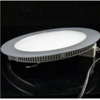 Round led panel light 18W Manufactures