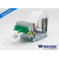 Heavy Duty High Speed Kiosk Thermal Printer Usb Mini 3 Inch Roll To Roll Label Printer Manufactures