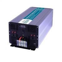 solar power inverter with soft start 24v 220v 4000W pure sine wave  off grid DC to AC power inverter Manufactures