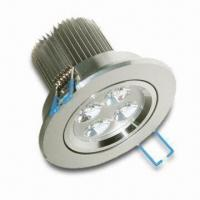 LED Downlight with 100 to 240V AC/50 to 60Hz Input Voltage and 324/435lm Luminous Flux Manufactures