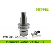 Quality Steel CNC Collet Tool Holder / High Speed Steel Cutting Tools For Engraving And Milling Machining for sale