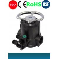 Manual Softner Control Valve Runxin Valve For Water Softner System F64A Manufactures