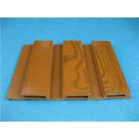 Buy cheap Wood Plastic Composite Wall Cladding Beech Colorful WPC Panels from wholesalers