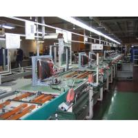 Full Automatic Tv Assembly Line Conveyor , Television Production Equipment Manufactures