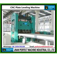 CNC Plate Straightening Machine Plate Leveling Machine China top Supplier Manufactures