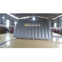 Tarpaulin Portable Inflatable Camping Tent Lightweight for Exhibition Manufactures