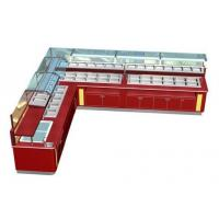 Quality L-Shaped Restaurant Commercial Buffet Equipment, L(6325+4700) x W1000 x H(850 for sale