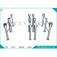 Automatic Turnstile Supermarket Swing Gate Disabled Access Turnstile Manufactures