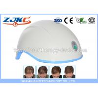 Medical Laser Hat For Hair Growth / laser cap with  650nm Wavelength Manufactures