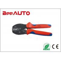 Plug / Ring / Pin / Terminal Wire Crimping Tool LS-02H1 Self - Adjustable Multifunctional Manufactures