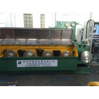 9D Copper Rod Breakdown Machine , Green Large Drawing Machine With Annealing Manufactures