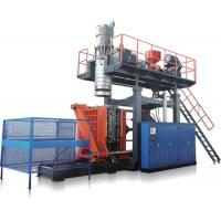 Buy cheap 1000L HDPE Water Tank Blow Molding Machine Stainless Steel PLC Touch Screen from wholesalers