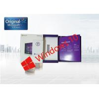 Buy cheap OEM Key Windows 10 Pro FPP One Key Multi Touch Display For One PC Activation from wholesalers