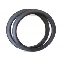 Quality 700c* 25MM Width Road Bike Rear Rim , T700 Tubular Bicycle Carbon Rims for sale