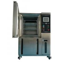 IEC60065 2014 Clause 8.3 Temperature And Humidity Chamber Temperature Range From -40℃~+150℃ Manufactures