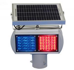 China Solar Warning Light solar traffic warning light Solar Powered Led Traffic Warning Light on sale