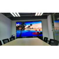 China Curved P3 Indoor LED Video Wall , Full Color LED Display Video For Confrence on sale