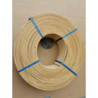 Non Asbestos Woven Brake Lining Roll With Brass Wire Reinforced anchor winch brake Manufactures