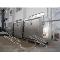 Low Temperature Freeze Dried Food Machine Touch Screen Control Type Manufactures