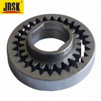 Factory customized high wear resistance powder metallurgy auto flywheel ring gear Manufactures