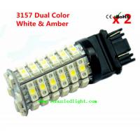 t20 120 SMD LED Switch Back Dual colors 80pcs Amber 40pcs White LED Manufactures