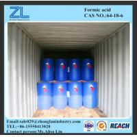 Formic acid for rubber industry Manufactures