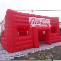 Inflatable show tent / Inflatable advertising tent inflatable exhibition camping tent Manufactures