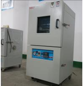 500 Deg C Powder Coated Micro PID Control High Temperature Heated Vacuum Chamber Manufactures
