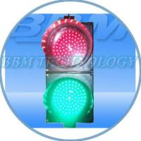 300mm Red And Green Clear Lens LED Traffic Light Manufactures