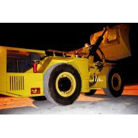 Increase Productivity with the Right Excavation Equipment of 1.5 CBM Underground Mining Loader Manufactures