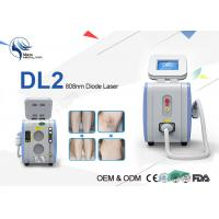 1064nm 808nm 755nm Laser Hair Removal Machine Wind + Water + Semiconductor System Manufactures