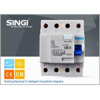 CE / CB Certifcate F364 RCCB / RCD Earth leakage circuit breaker / RCBO Manufactures