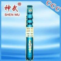 10m3/h, 81m Mini brushless lift water submersible water pump Manufactures