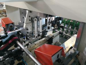 Automatic High Speed Corrugated Carton Box Gluer Stitching Machine Manufactures